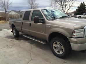 2006 Ford F-350 low miles!!!