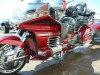 2000 Honda Goldwing with Hannigan Trailer
